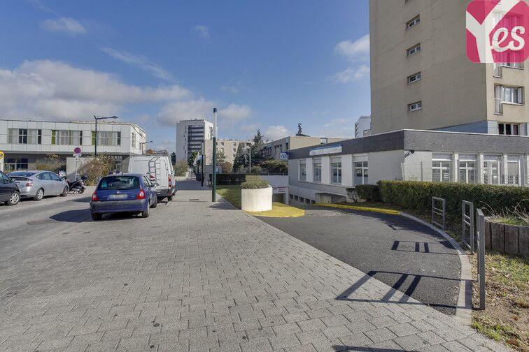 Parking Coubertin - Les Courtilles - Asnières-sur-Seine sécurisé