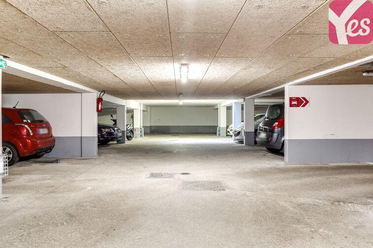 Parking Télégraphe - rue Pixérécourt box