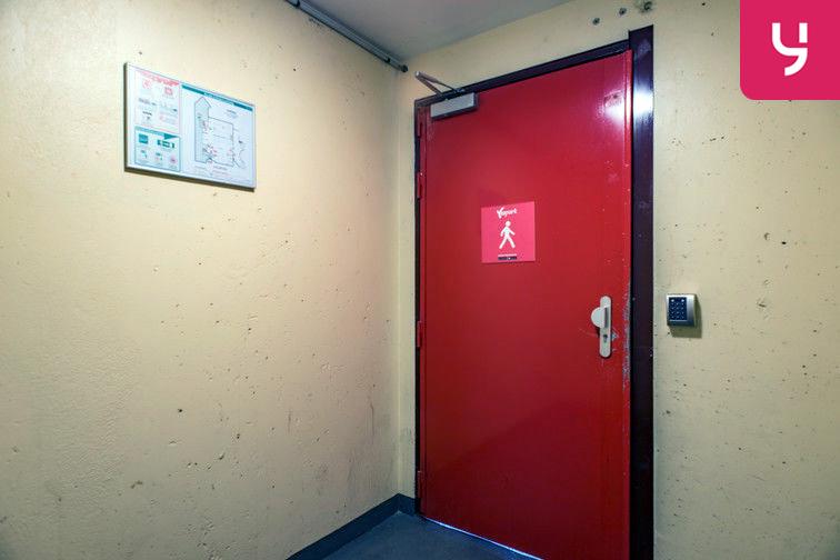 Parking Colonel Fabien - Quai de Jemmapes (place double) pas cher