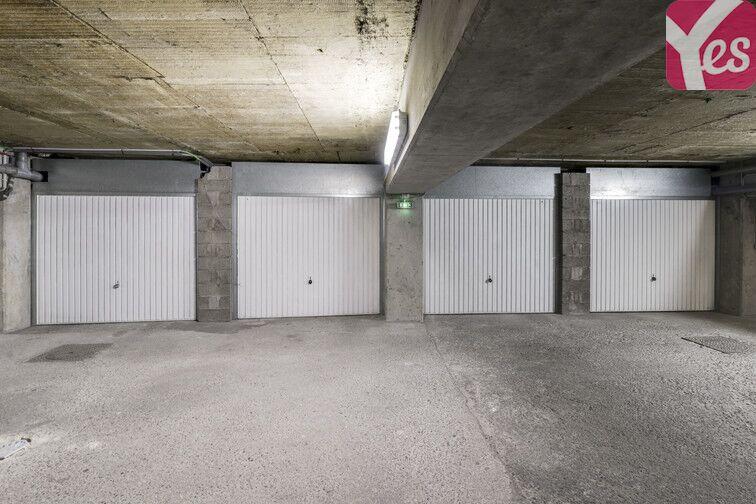 Parking Saint-Pierre René II - Marcel Brot - Nancy sécurisé