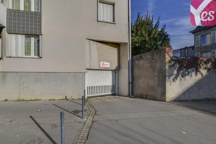 Parking Saint-Pierre René II - Marcel Brot - Nancy location mensuelle
