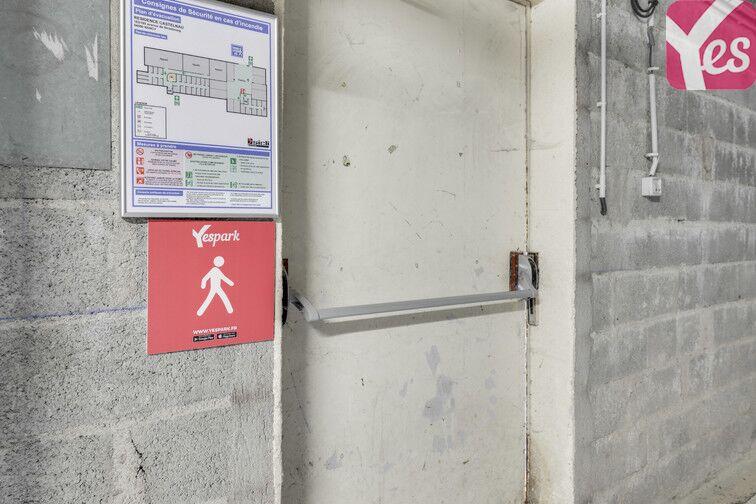 Parking Notre-Dame-de-Bonsecours - Nancy gardien
