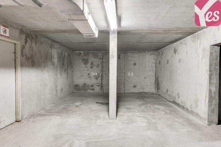 Parking Notre-Dame-de-Bonsecours - Nancy souterrain