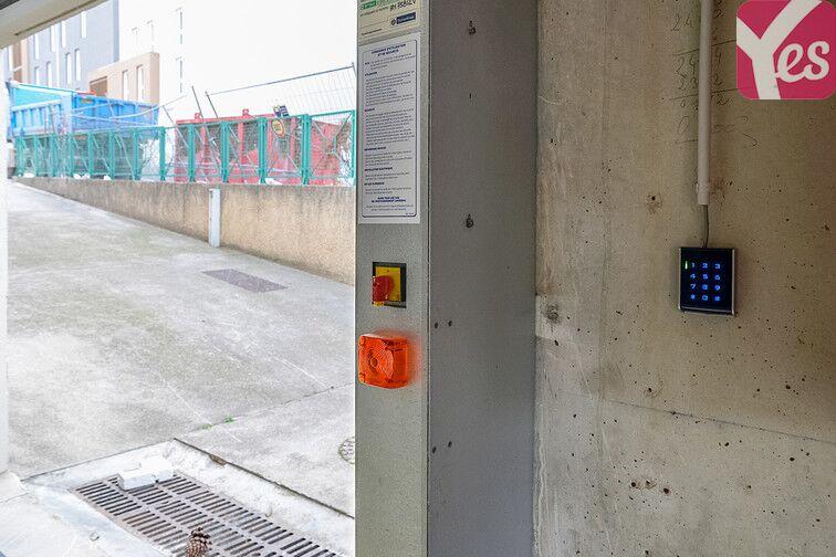 Parking Romaniquette - Grande Conque - Istres - Bas sécurisé