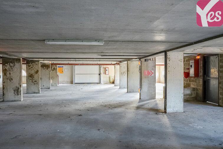 Parking Romaniquette - Grande Conque - Istres - Bas box