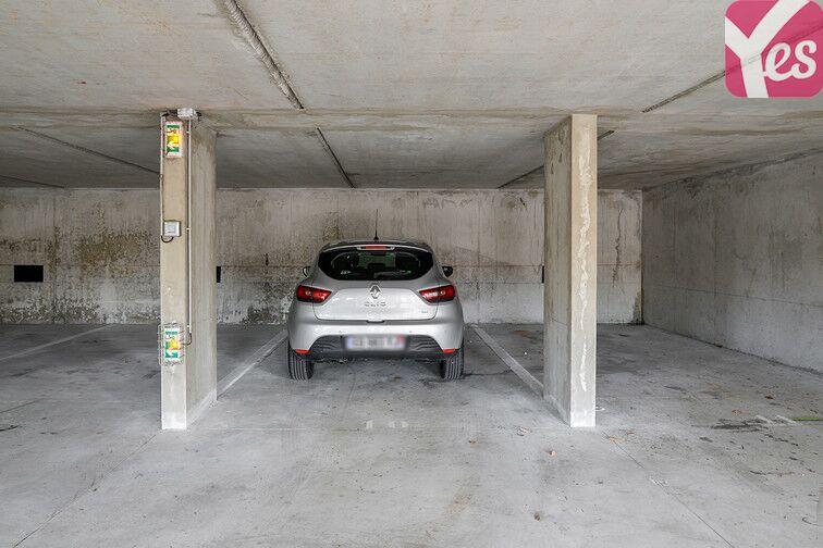 Parking Romaniquette - Grande Conque - Istres - Bas garage