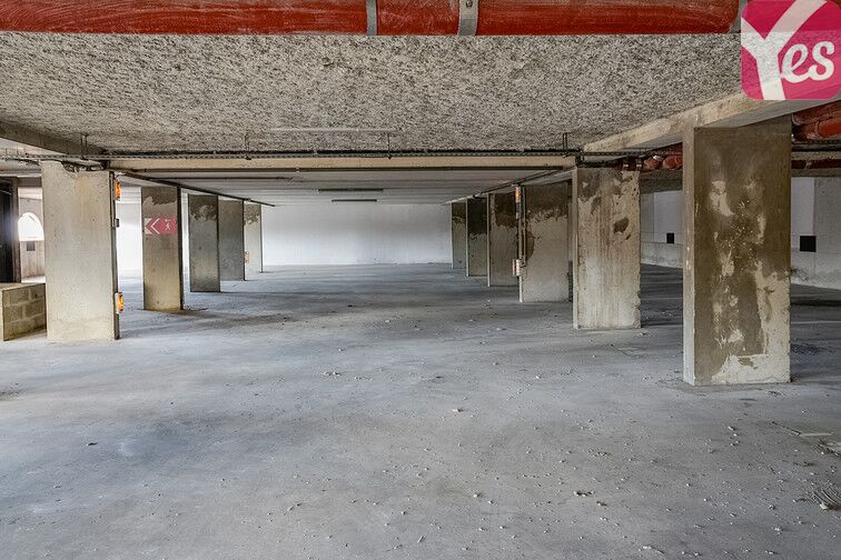 Parking Romaniquette - Grande Conque - Istres - Bas Istres