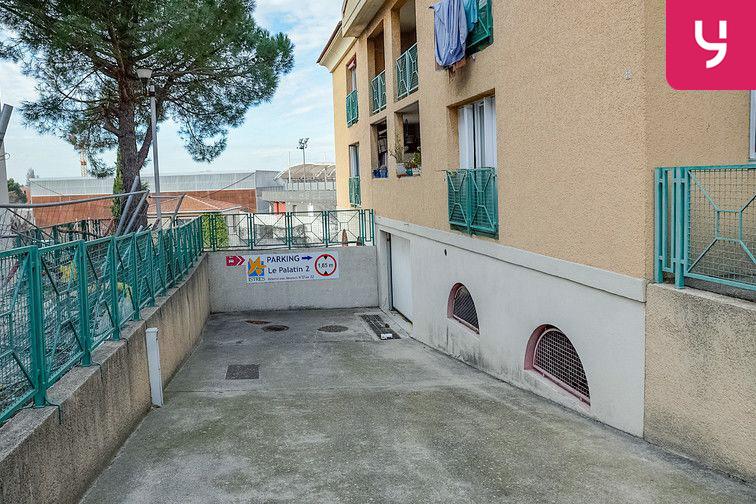 Parking Romaniquette - Grande Conque - Istres - Bas à louer