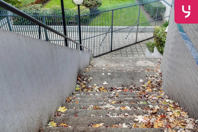 Parking Ménilmontant - Rue Pixérécourt - Paris 20 souterrain