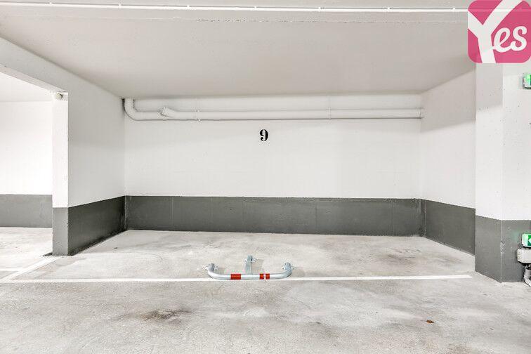 Parking Ménilmontant - Rue Pixérécourt - Paris 20 41-43 rue Pixérécourt