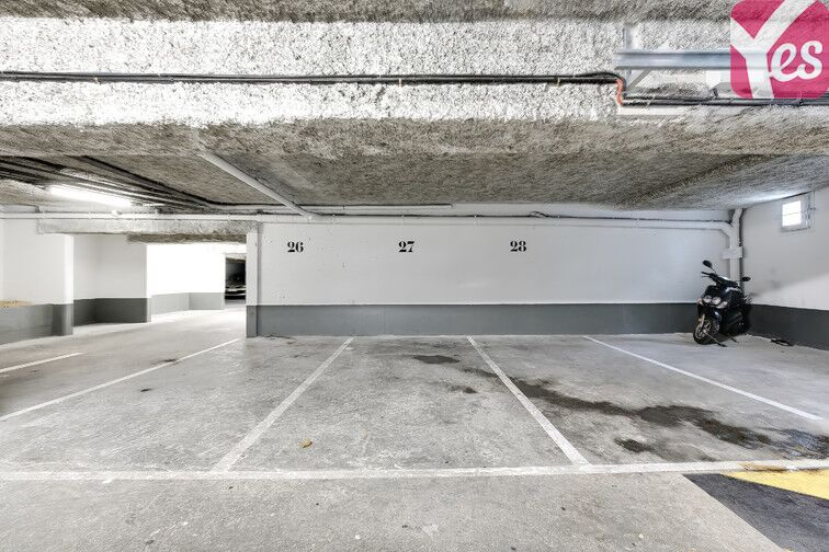 Parking Ménilmontant - Rue Pixérécourt - Paris 20 location mensuelle