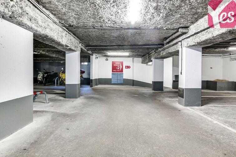 Parking Ménilmontant - Rue Pixérécourt - Paris 20 75020