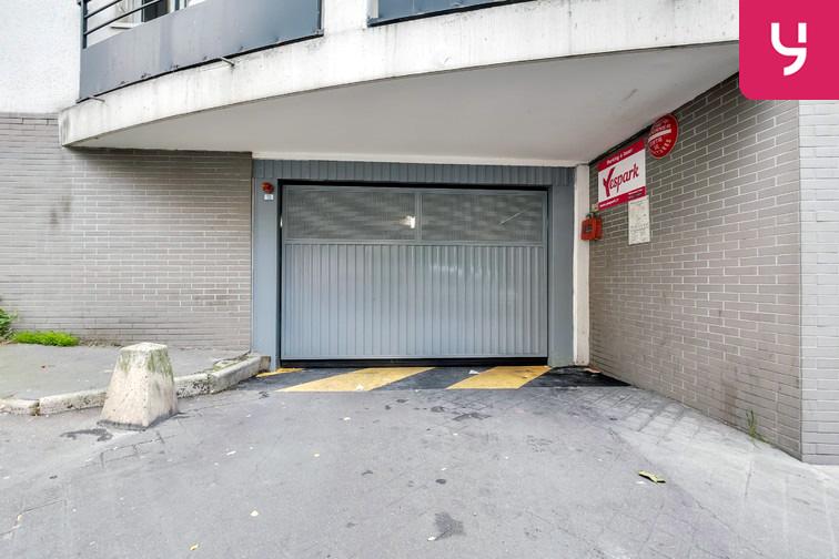 Parking Ménilmontant - Rue Pixérécourt - Paris 20 à louer