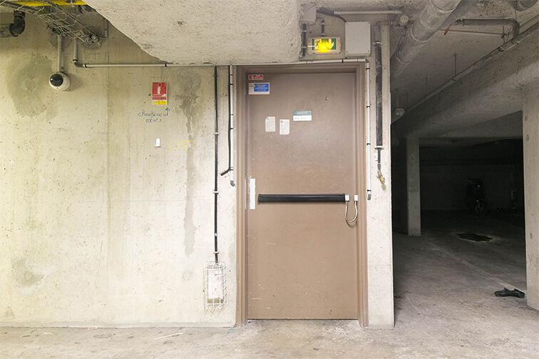 Parking Les Pavillons-sous-Bois - Livry-Gargan souterrain