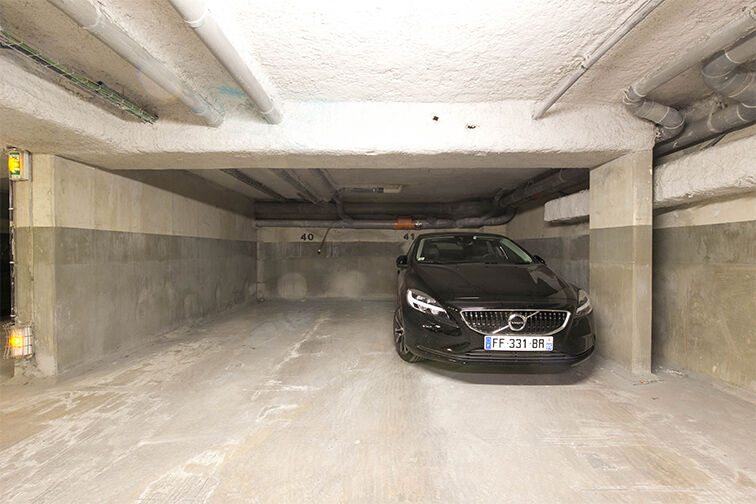 Parking Les Pavillons-sous-Bois - Livry-Gargan Livry-Gargan