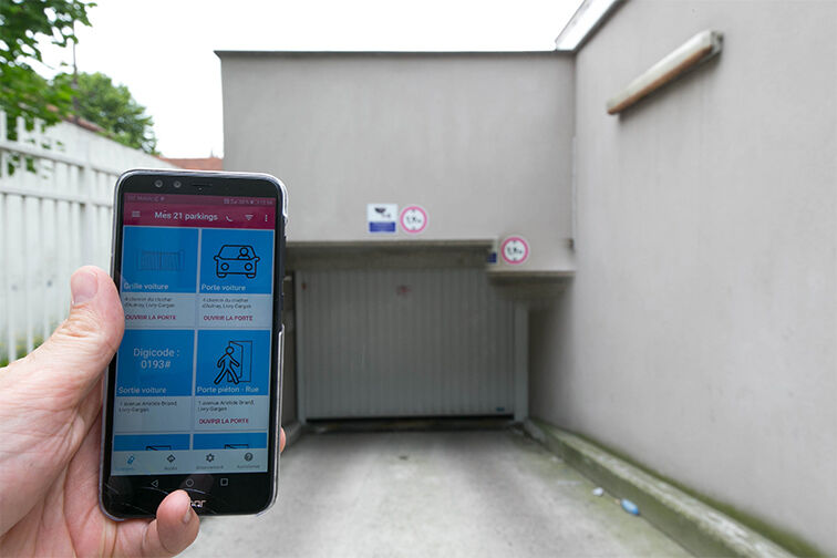 location parking Les Pavillons-sous-Bois - Livry-Gargan