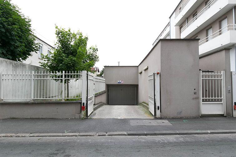 Parking Les Pavillons-sous-Bois - Livry-Gargan caméra