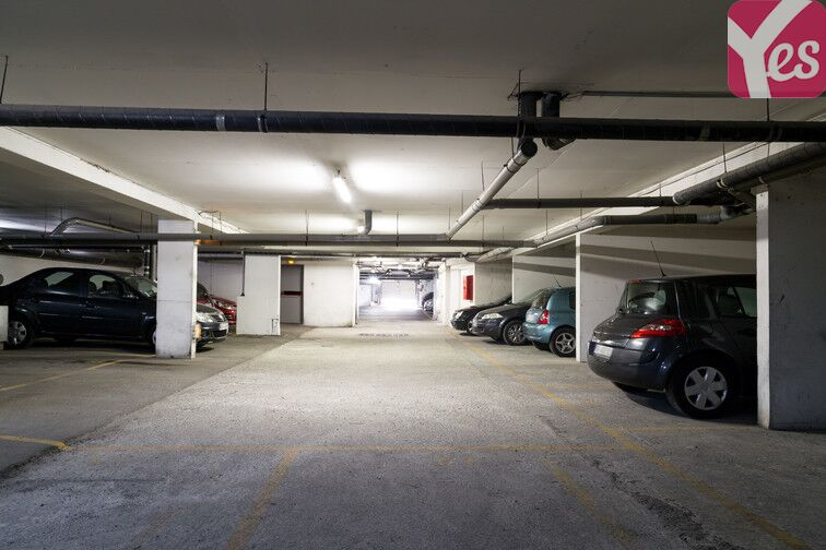 Parking La Madeleine - Nice Nice