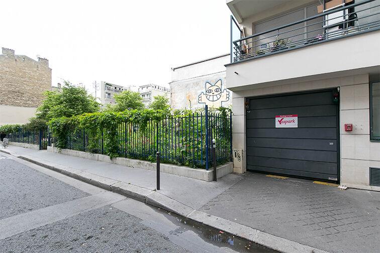 Parking Belleville - Saint-Louis - Paris 10 location