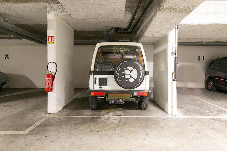 Parking Belleville - Saint-Louis - Paris 10 sécurisé