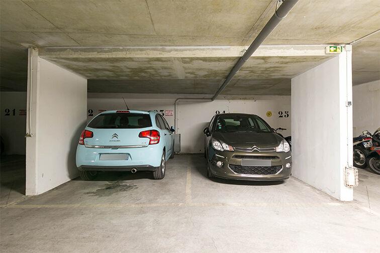 Parking Belleville - Saint-Louis - Paris 10 à louer