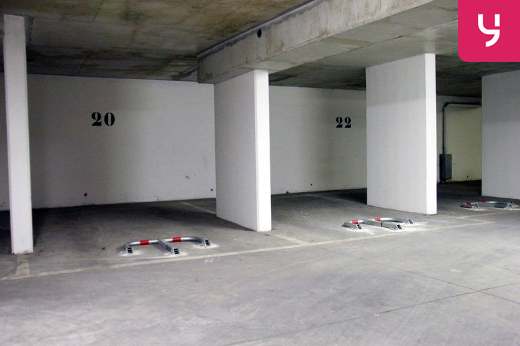 location parking Belleville - Saint-Louis