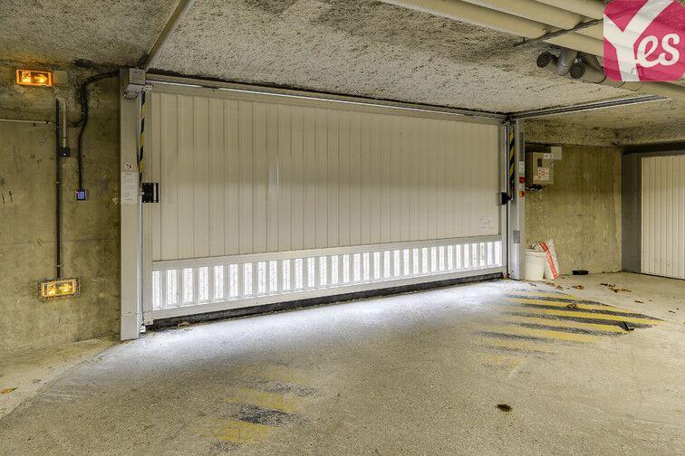 Parking Le Fief à Cavan - Courdimanche sécurisé