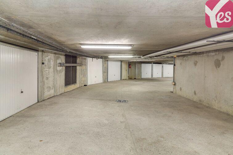 Parking Le Fief à Cavan - Courdimanche 95800