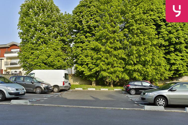Parking Jean Jaurès - Henri Barbusse (aérien) box