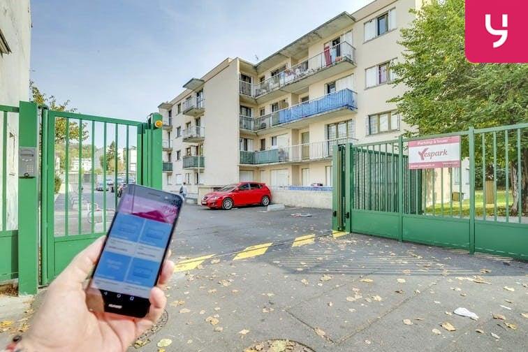 location parking Jean Jaurès - Henri Barbusse - Aérien