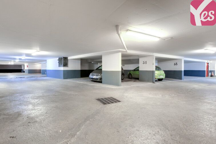 Parking Centre-ville - Cachan 24/24 7/7