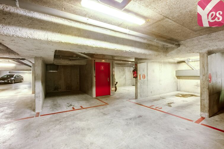 Parking Maladerie - Emile Dubois garage