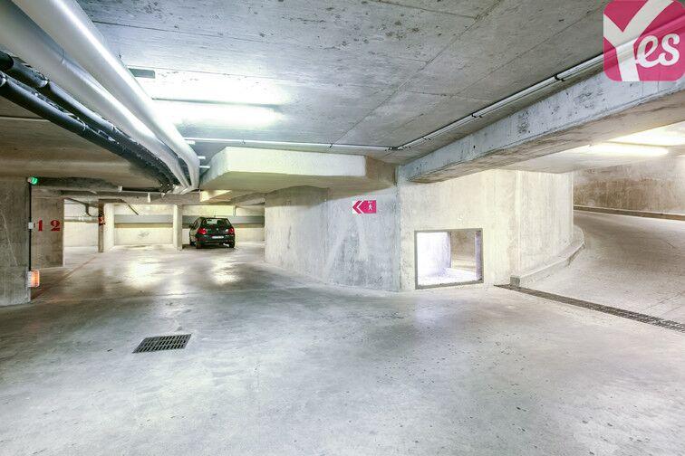 Parking Maladerie - Emile Dubois Aubervilliers