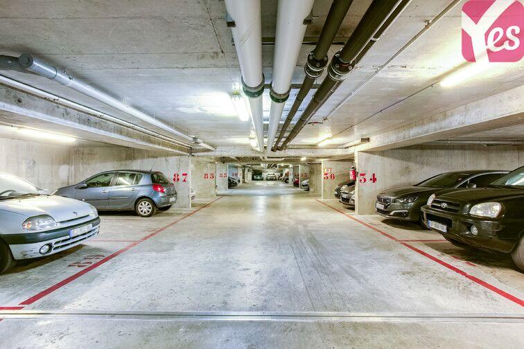 Parking Maladerie - Emile Dubois souterrain