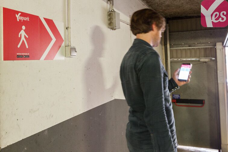 Parking Longjumeau - Gare - Marché - Zone industrielle gardien