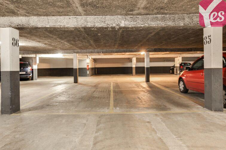 Parking Longjumeau - Gare - Marché - Zone industrielle sécurisé