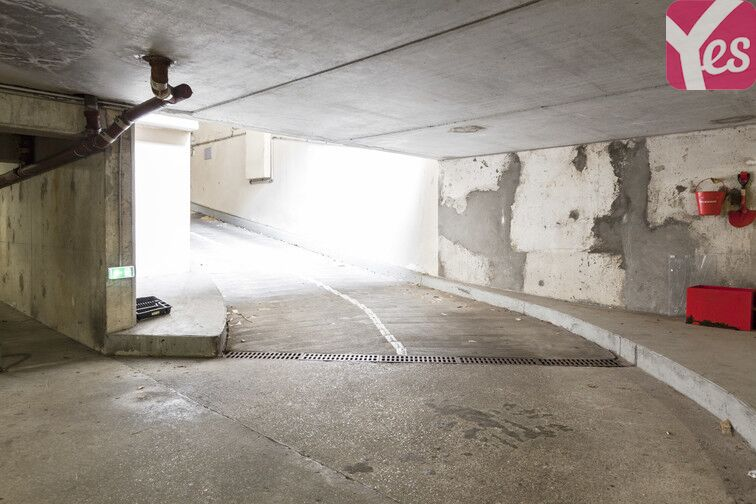 Parking Parc - Centre-ville - Fontenay-aux-Roses sécurisé