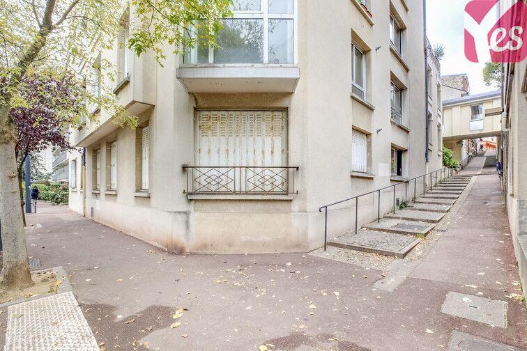 Parking Parc - Centre-ville - Fontenay-aux-Roses souterrain