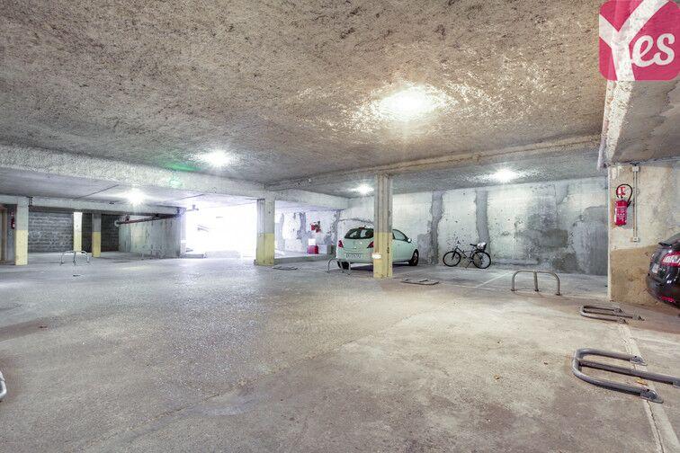 Parking Parc - Centre-ville - Fontenay-aux-Roses garage