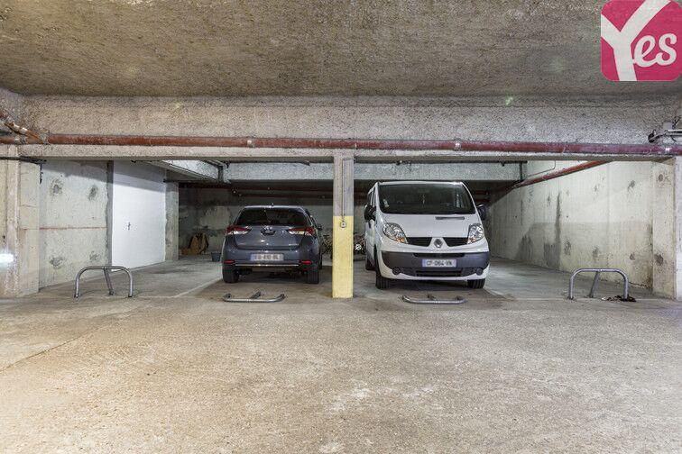 Parking Parc - Centre-ville - Fontenay-aux-Roses caméra