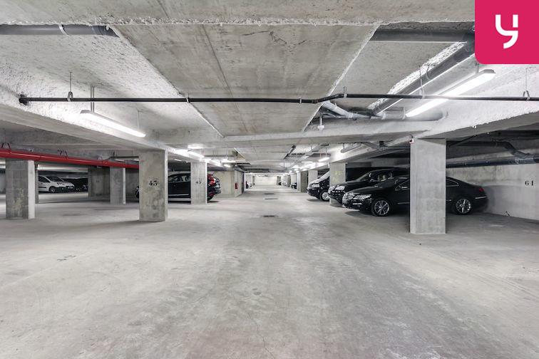 Parking Le Bourget - RER 24/24 7/7