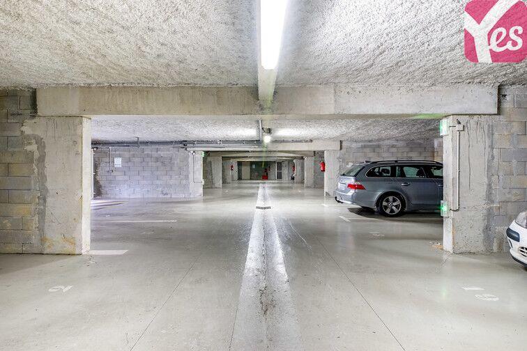 Parking Le Bourg - Eysines avis