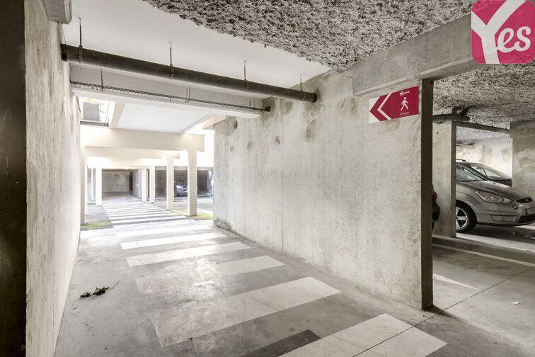 Parking Libourne - Centre-ville - Bastide - Gare souterrain