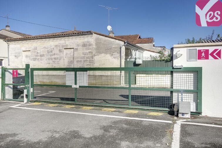 Parking Libourne - Centre-ville - Bastide - Gare garage