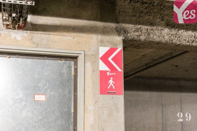 Parking Joncs Marins - Le Perreux-sur-Marne 94170