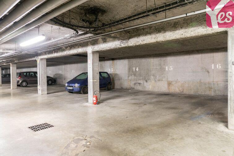 Parking Joncs Marins - Le Perreux-sur-Marne sécurisé