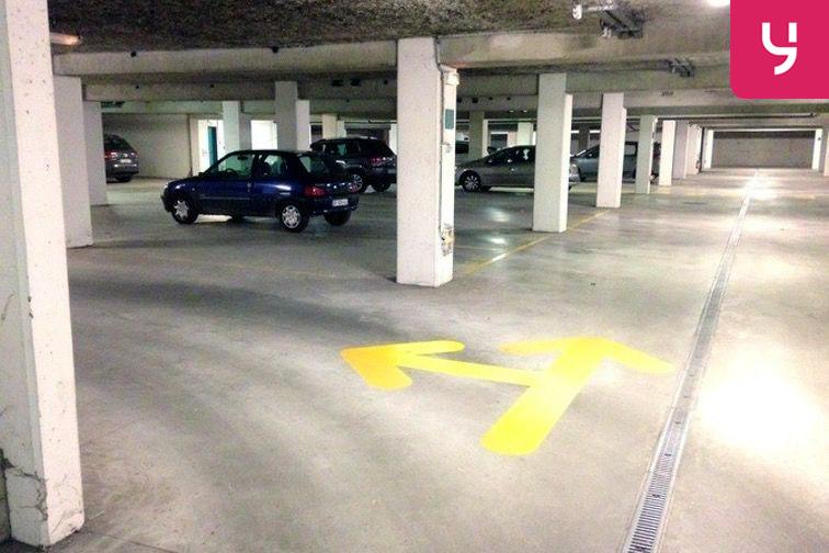 location parking Préfecture - La Croisière - Avignon