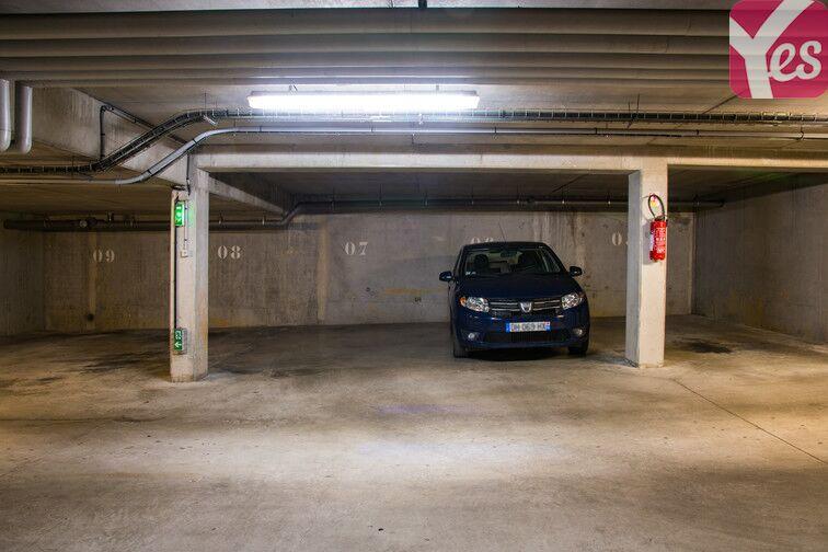 Parking Joncs Marins - Le Perreux-sur-Marne - Avenue Lamartine avis