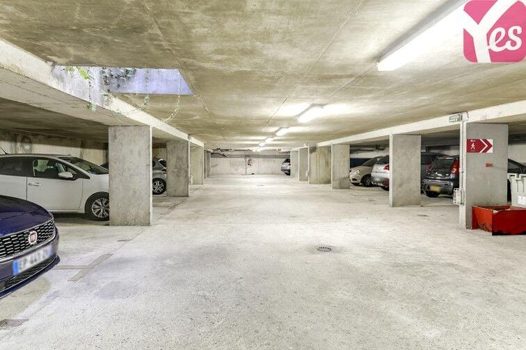 Parking Adamville - Saint-Maur-des-Fossés gardien