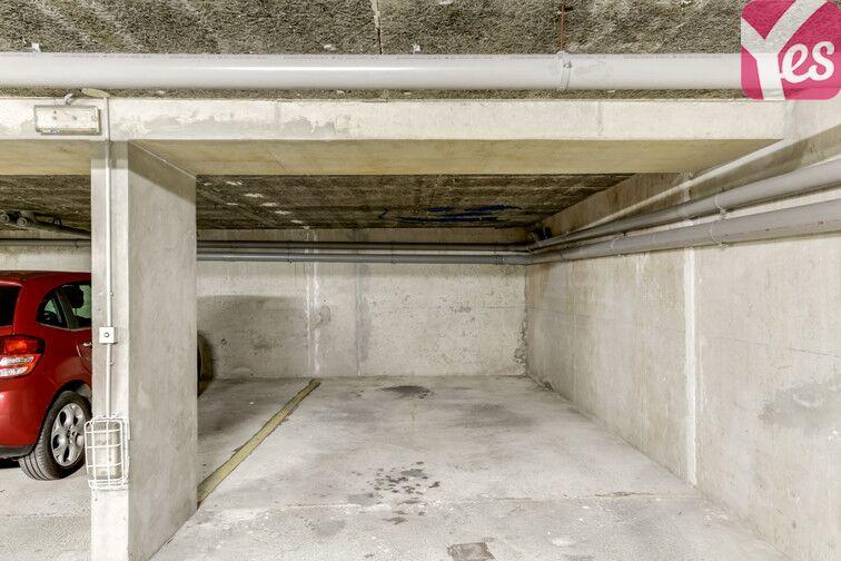 Parking Adamville - Saint-Maur-des-Fossés souterrain